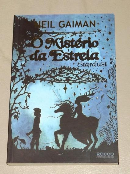 Livro Stardust O Mistério Da Estrela - Neil Gaiman