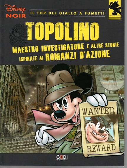 Disney Noir Italiano 7 - Gedi 07 - Bonellihq Cx384 I18