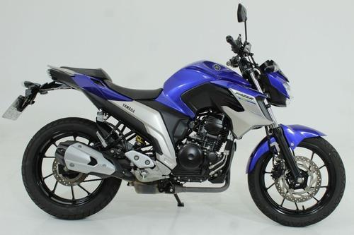 Yamaha Fz25 Fazer Abs 2020 Azul