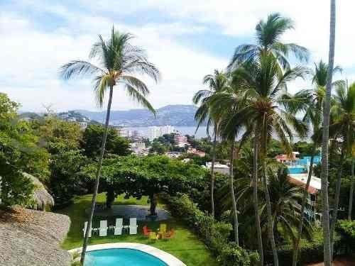 Residencia En Acapulco En Fracc. Las Playas