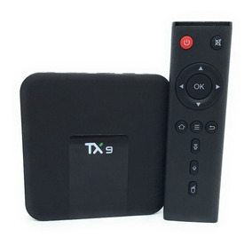 Tv Box Tx9 Android 4k 2gb Ram 16gb Original Wifi Wirelless