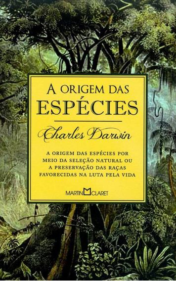 A Origem Das Espécies - Col. A Obra-prima De Cada Autor - S