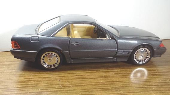 Miniatura*- Marcedes Benz 500 Sl - Cinza