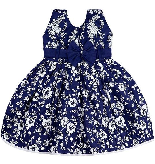 Kit 10 Vestidos Infantil Menina Diversas Estampas Atacado