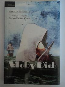 Livro-moby Dick:herman Melville:texto Adaptado:carlos H.cony