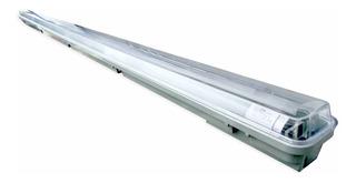 Plafon Estanco Para Un Tubo De Led 18w - Luminaria