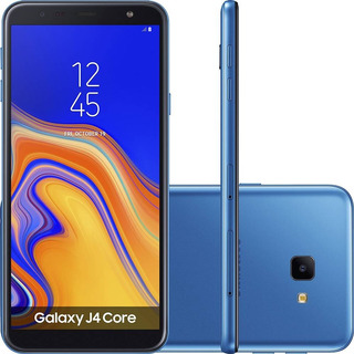 Samsung Galaxy J4 Azul Core16gb Desbloqueado Tela6 Dualchip