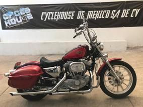 Harley Davidson Sportster 1200 00 Titulo Limpio Checala!!!!!