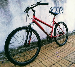 Bicicleta Rodado 26 En Perfecto Estado