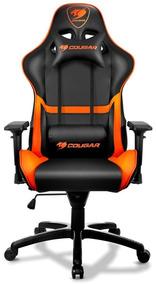 Cadeira Cougar Gaming Armor Black/orange 3mgc1nxb.0001