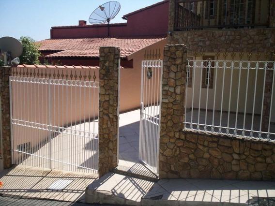 Caonze/nova Iguaçu.casa 4 Quartos Sendo 1 Suíte C/closet E Hidro, Área Gourmet E 5 Vagas De Garagem. - Ca00470 - 32690505