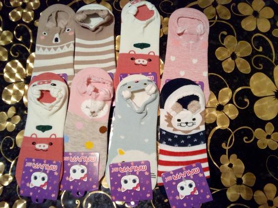 Calcetines Para Dama Diseños Originales
