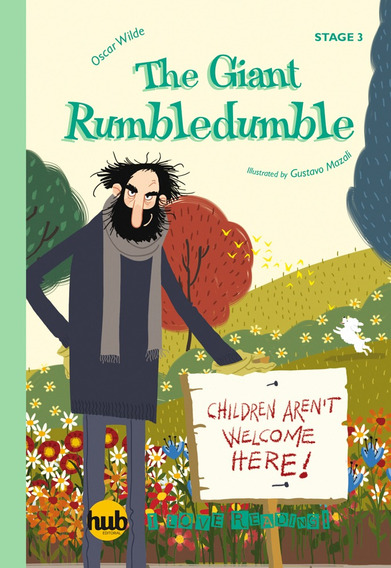 The Giant Rumbledumble - Hub I Love Reading! Series Stage 3
