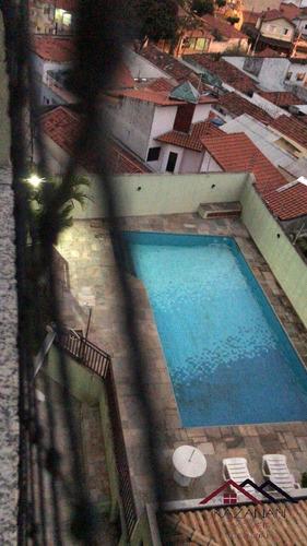 Imagem 1 de 15 de Apartamento Com Lazer - 3 Dormitórios - São Paulo - 1670