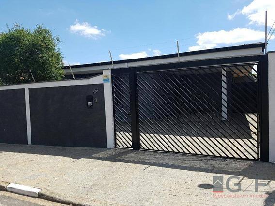 Casa Comercial Para Locação, Nova Campinas, Campinas. - Ca1864