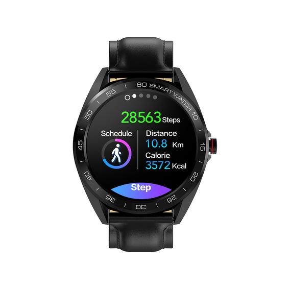 Senbono K7 Relógio Inteligente 1.30-inch Ips Display Ip68 À