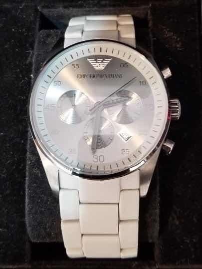 Relógio Empório Armani Ar2453