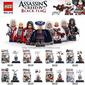 Xs Assassins Creed Compatible Con Lego 4,5 Cms En Caja
