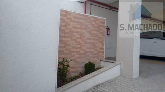 Apartamento Para Venda Em Santo André, Jardim Santo Antonio, 2 Dormitórios, 1 Suíte, 1 Banheiro, 2 Vagas - Ve0914