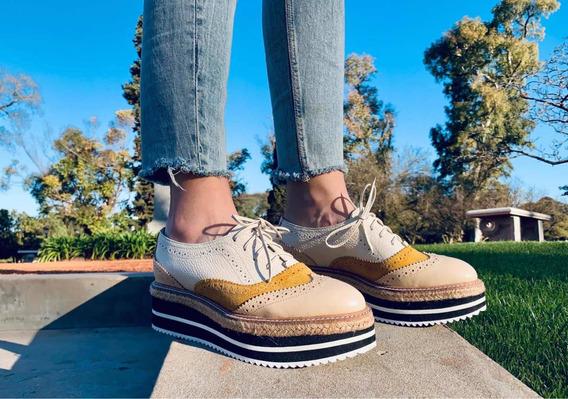 Zapato Acordonado