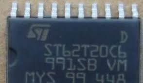 Circuito Integrado St62t20c6