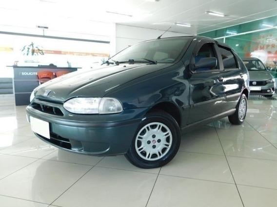Fiat Palio Elx 1.6 Mpi Verde 16v Gasolina 4p Manual 1999