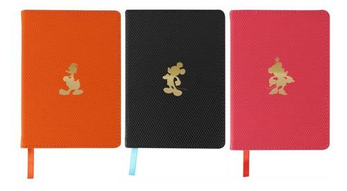 Libreta Cuaderno Set De 3 Disney Mickey & Friends D&f69 Pris