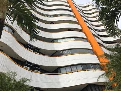 Apartamento Com 3 Quartos, 220 M², 3 Vagas, Vista Para O Parque Do Cocó - Cocó - Fortaleza/ce - Ap1545