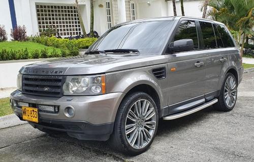 Land Rover Range Rover 2008 4.2 Hse