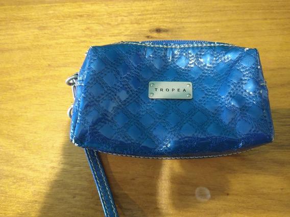 Monedero Azul Brillante - Tropea