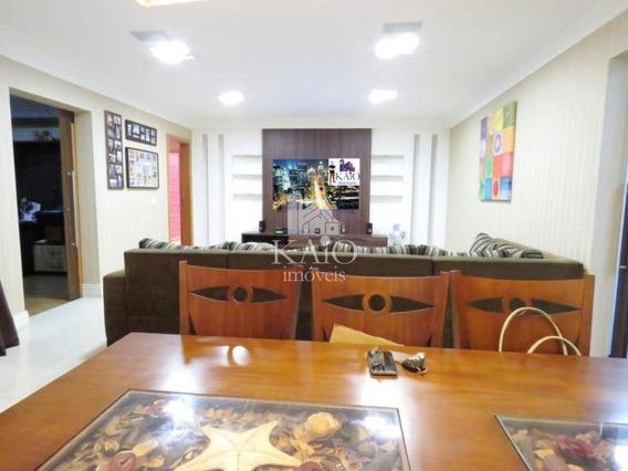 Apartamento Place Du Solei Com 4 Dormitórios, 164m², 4 Vagas