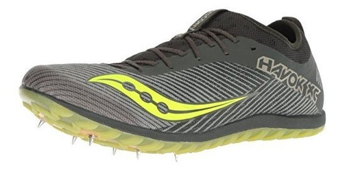 Imagen 1 de 9 de Zapato De Chandal Havok Xc2 Para Hombre Saucony