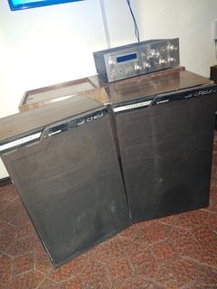 Equipo De Audio Pioneer Cs-822a