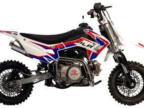 Motos Motocross Pitbike Niños Adultos Polar 70 Cc Semiautomá