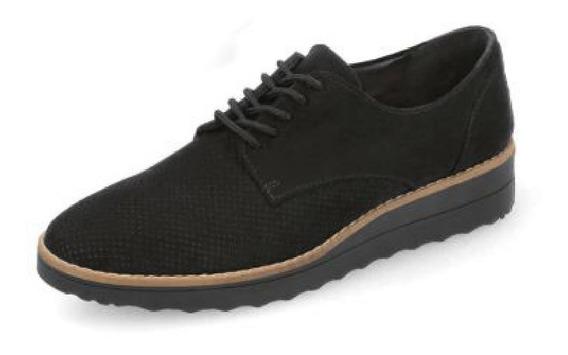 Zapato Cerrado Casual De Piso Modelo Milagros 13102