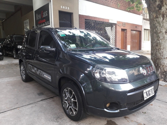 Fiat Uno 1.4 Sporting Pack Seguridad 2013 New Cars