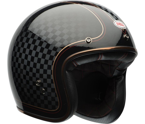 Capacete Bell Custom 500 Rsd Check It Oficial C Brinde