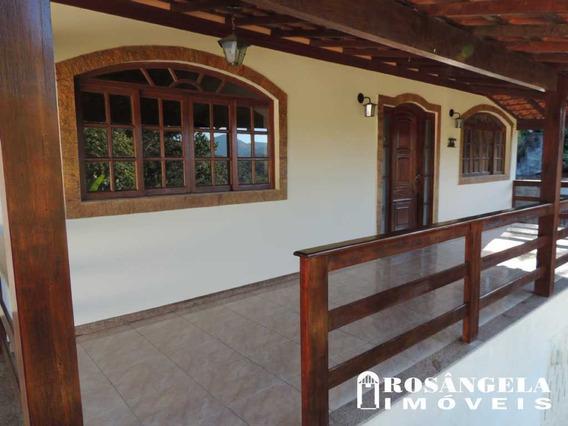 Casa Em Teresópolis No Bairro Do Golfe (vila Imbuí)