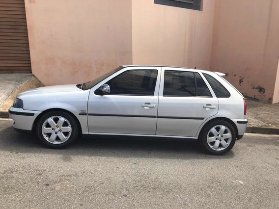 Gol 1.0 16v Turbo 2001 (mecânica 1.6 Turbo)