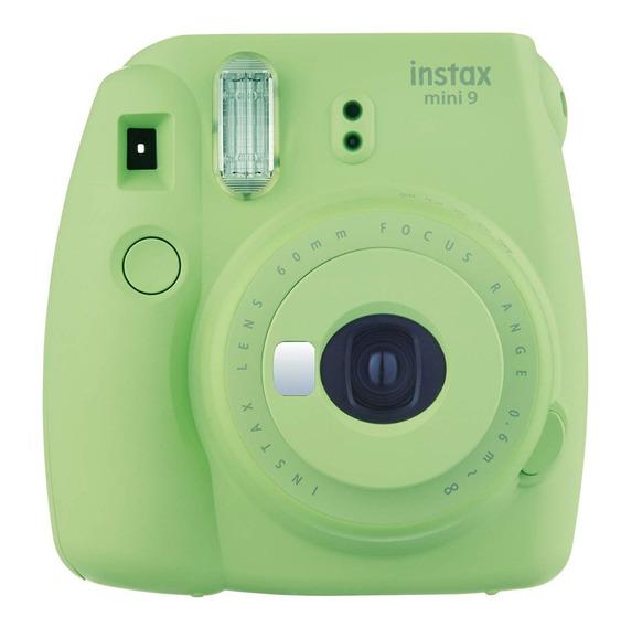 Camera Fujifilm Instax Mini 9 - Verde Limao