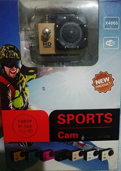 Mini Câmera Filmadora Sports Hd Dv 1080p H264 Full Hd Hdmi