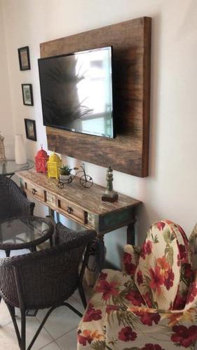 Apartamento Com 2 Dormitórios Para Alugar, 86 M² - Praia Do Forte - Cabo Frio/rj - Ap5886