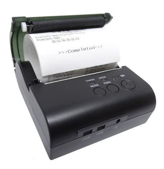 Impressora Térmica Bluetooth Go Link Gl035 80mm