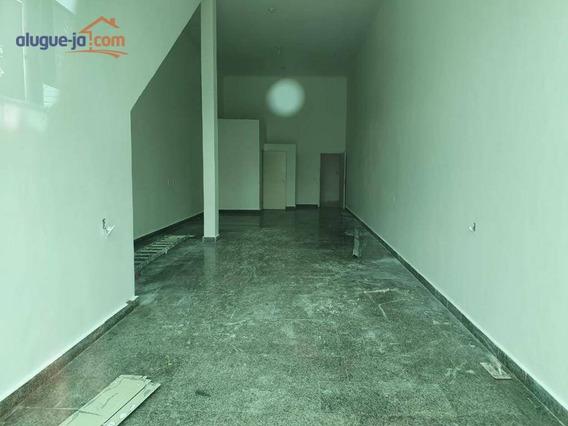 Ponto Para Alugar, 100 M² Por R$ 2.500/mês - Bosque Dos Eucaliptos - São José Dos Campos/sp - Pt0348