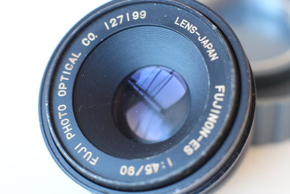 Lente M39 Fujinon-es 90mm 4.5 Para Ampliação Ou Foto Macro