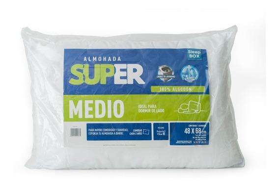 Almohada Super Medio Sleep Box