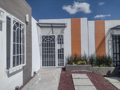 Imagen 1 de 14 de Casa En Renta 3 Recamaras Residencial Valle Soleado, Tizayuc