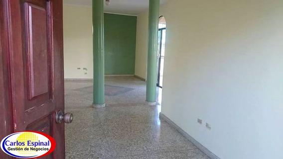 Casa De Alquiler En Higuey, República Dominicana Ca-042