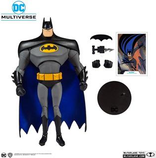 Dc Comics Figura Batman Animado Muñeco Tictoys Full