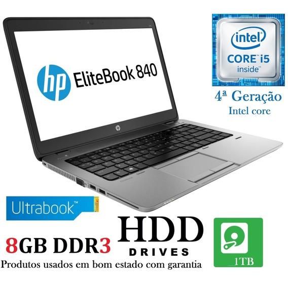 Notebook Hp Intel I7 Hdd E Ram Na Nas Fotos / Com Garantia